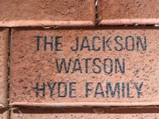 engraved brick galeton public library